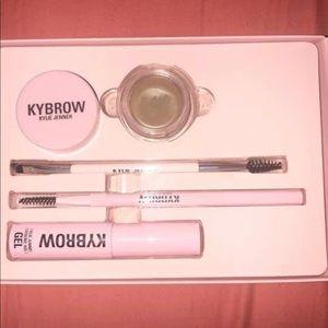 Kylie Cosmetics Makeup - KYBROW kit blonde